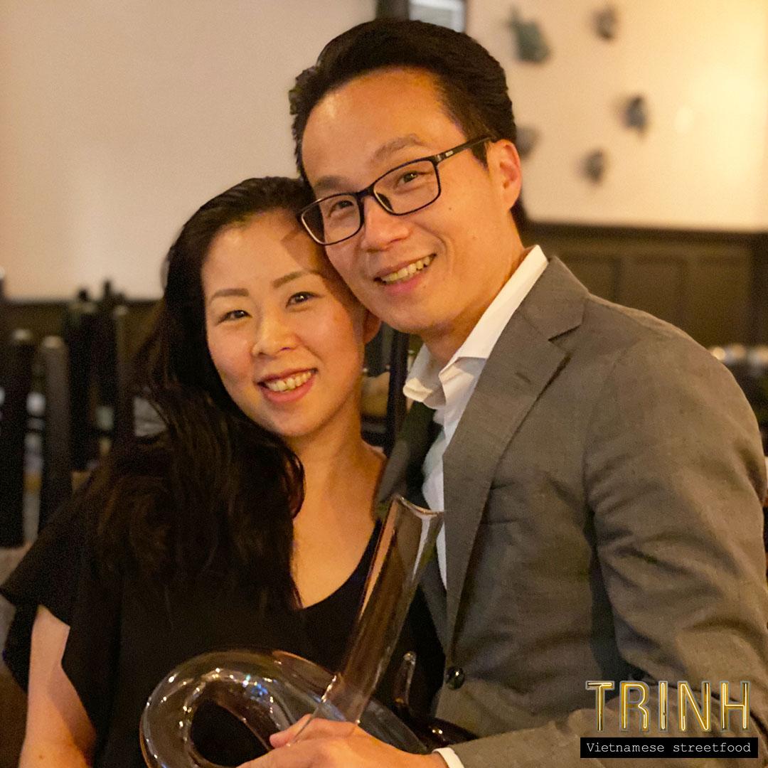 Tanja Trinh-Man & Michael Man